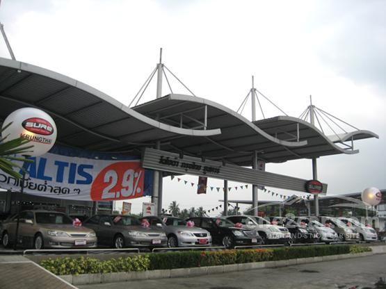 Toyota Sure กรุงไทย (กาญจนาภิเษก)