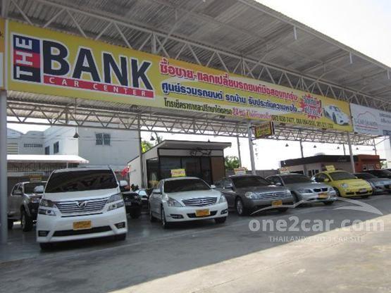 THE BANK CAR CENTER