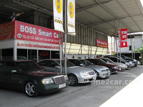 BOSS SMART CARS