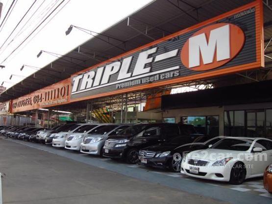 (.0) TRIPLE M PREMIUM USED CAR