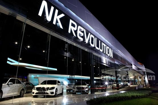 BENZ NK USED CAR
