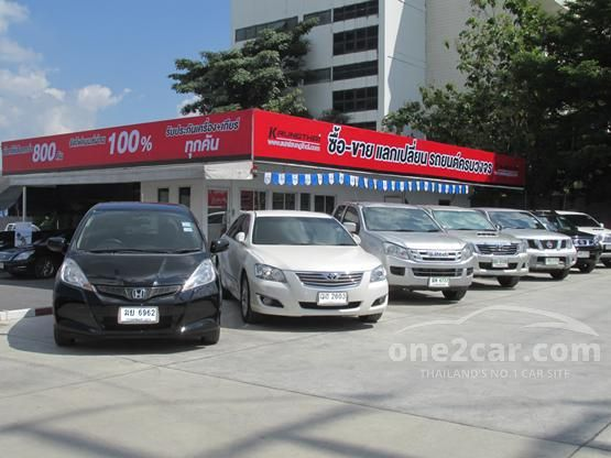 Toyota Sure กรุงไทย (รามอินทรา)