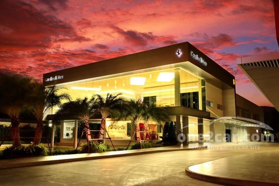 Cavallino Motors-Ferrari Thailand
