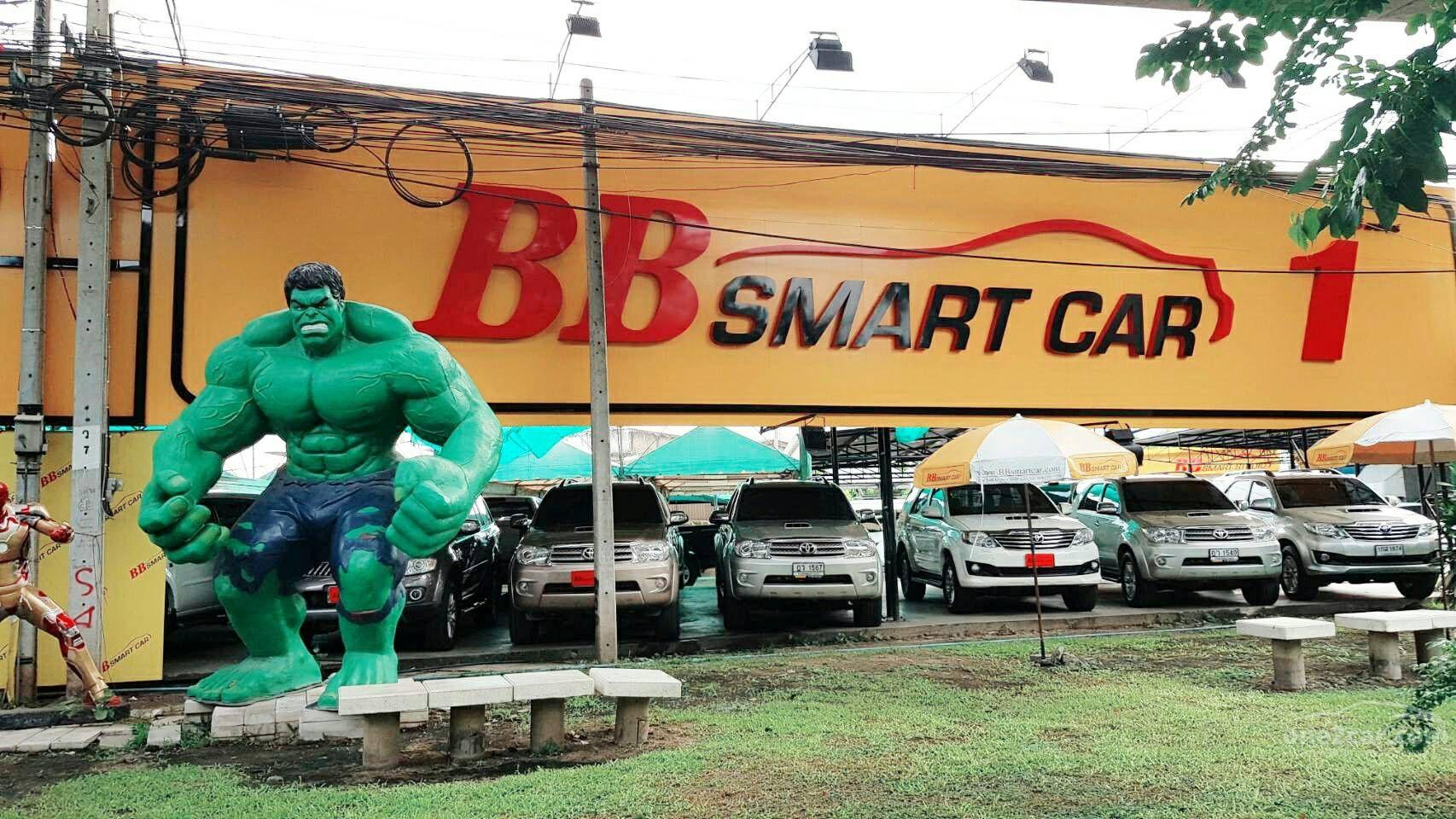 BB SMART CAR 1