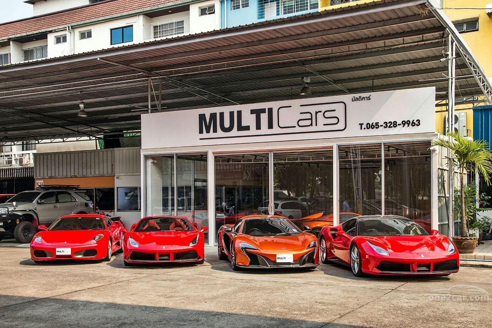 MULTI Cars
